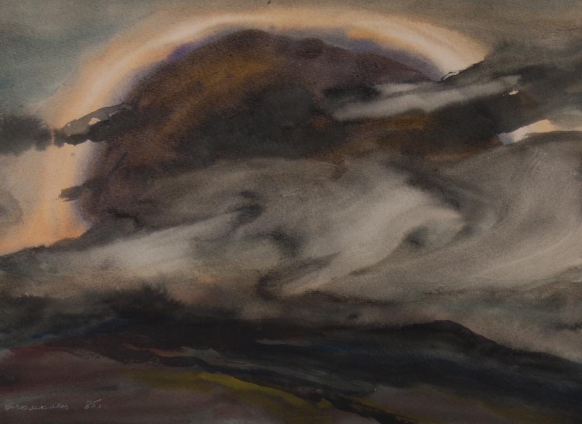 Облака Севера