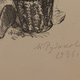 Иллюстрация к книге Г. Мопассана